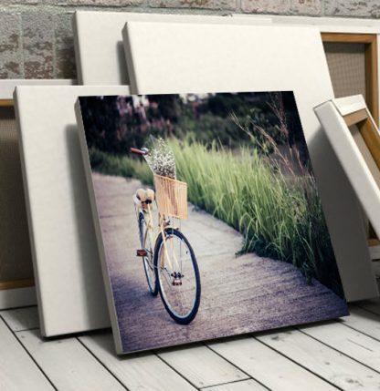 Impresión en lienzo personalizado