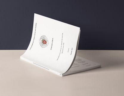 Impresión de tesis